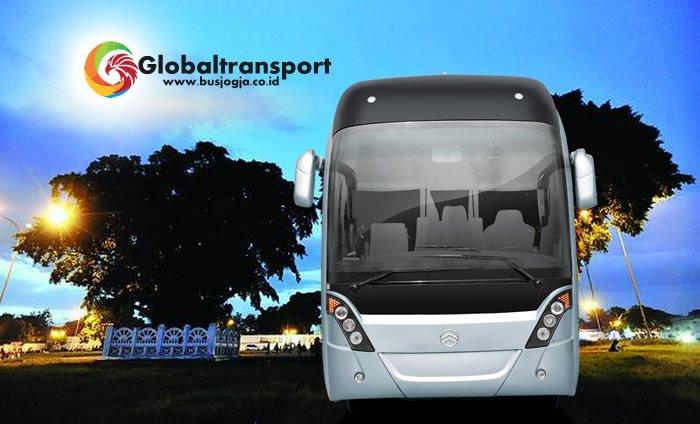 Tarif Sewa Bus yogyakarta