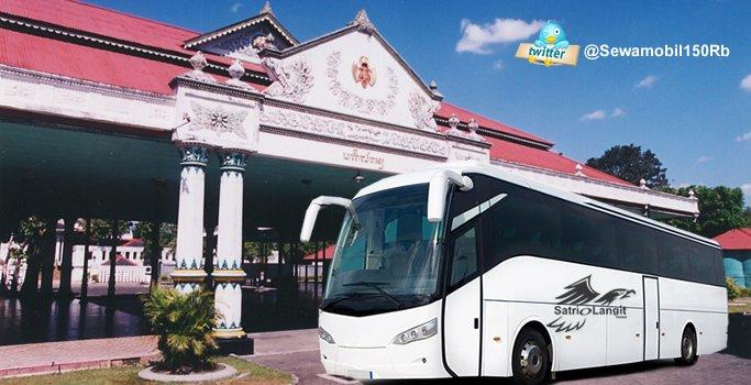 Rental Bus Pariwisata di Jogja
