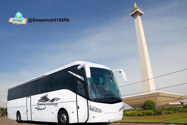 Sewa Bus Jogja Jakarta