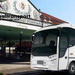 Sewa Bus di Yogyakarta