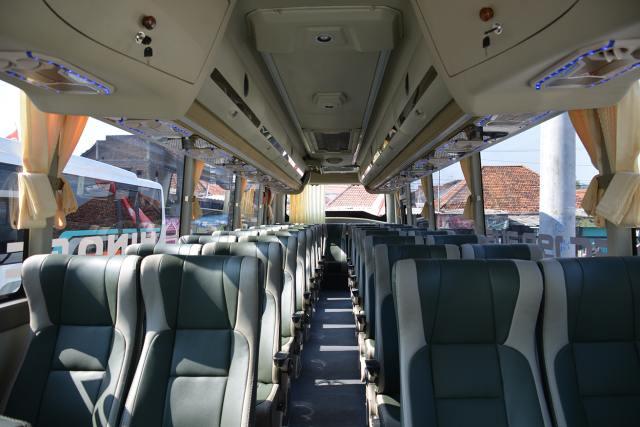 seat Bus Hino Interior