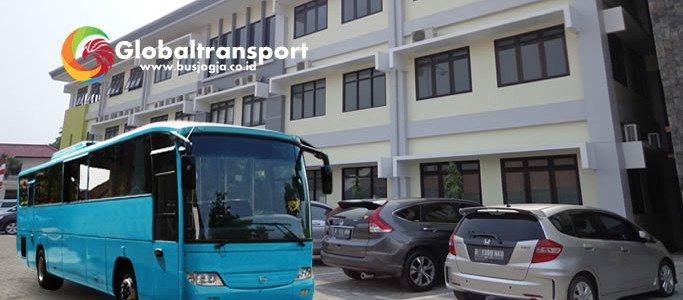 Kantor Bus Pariwisata Jogja