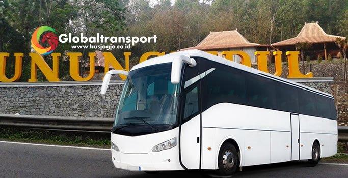 Persewaan Bus Pariwisata Jogja