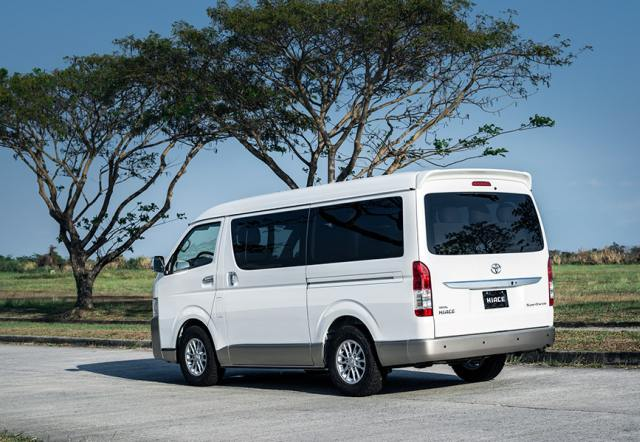 Keunggulan Hiace Commuter