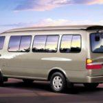 Sewa Mobil Pregio Jogja 20 Kursi Solo Magelang Klaten Murah