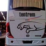 Perusahaan Bus Pariwisata Karoseri Tentrem